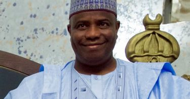 Gov Tambuwal goes into isolation after COVID-19 contact