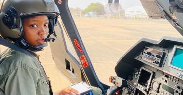 Nigeria Air Force immortalises late first female pilot, Arotile