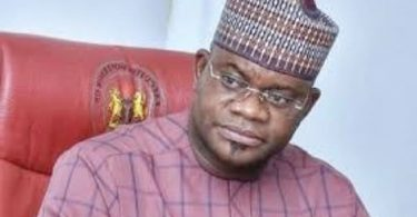 Yahaya Bello promises massive infrastructure before second term ends