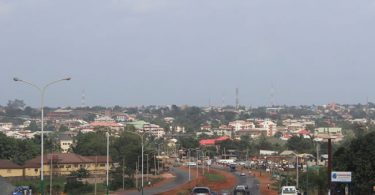 Anambra women protest Monarch's harassment