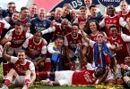Atiku, Aregbesola, others celebrate Arsenal's F.A Cup triumph