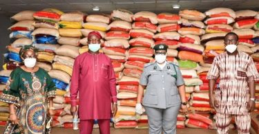 Palliative: Benue to return 1,800 bags of expired rice to FG