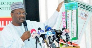 INEC launches website for live streaming of election results