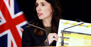 Jacinda Ardern wins New Zealand election for second term