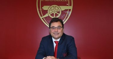 Breaking: Head of Football Raul Sanllehi leaves Arsenal