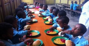N500m spent on school feeding programme during lockdown – Minister