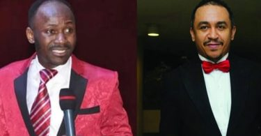 You can criticize but don't insult – Apostle Suleman to Daddy Freeze