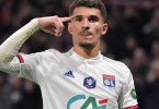 Aubameyang Urges Arsenal to sign Houssem Aouar from Lyon
