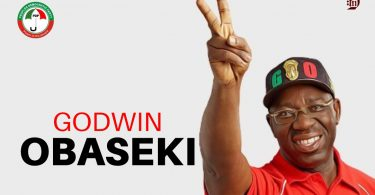 Edo Election: Obaseki commends supporters over his re-election
