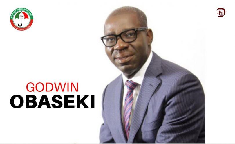 Obaseki legal team's request to strike out Ize-Iyamu, APC from ADP petition rejected