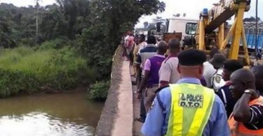 Autocrash: 14 corpses recovered from Ebonyi River