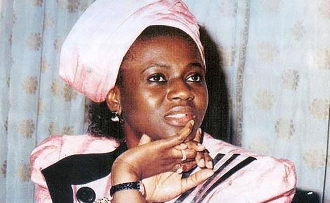 History: Maryam Babangida, the superhero First Lady