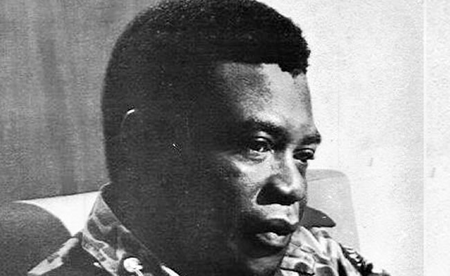History: Philip Effiong, the man who surrendered Biafra to Nigeria
