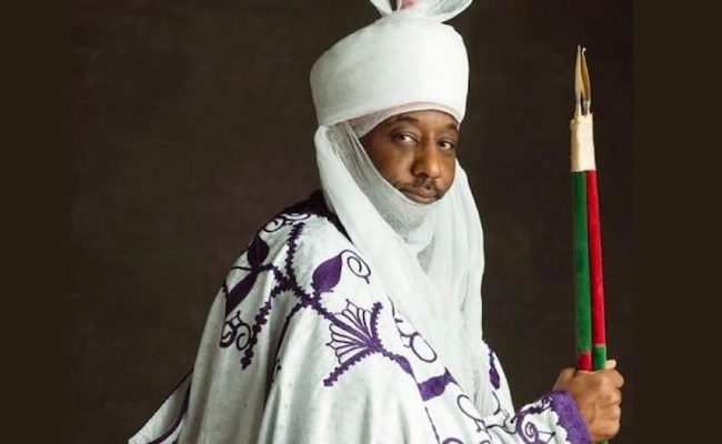 No one is representing any zone, it's all for their pockets and family — Sanusi