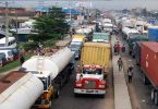 FRSC impounds over 200 trucks in Lagos