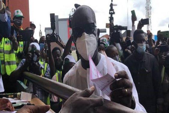 Obaseki votes finally