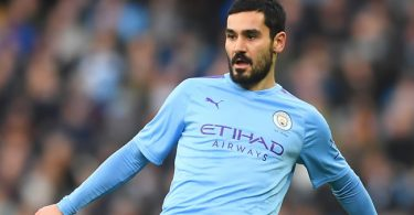 Man City confirms IIkay Gundogan is COVID-19 positive
