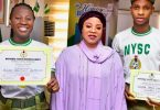 2 NYSC members earn automatic employment with FCTA