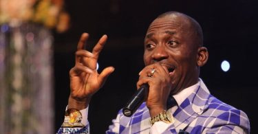 Paul Enenche on Daddy Freeze