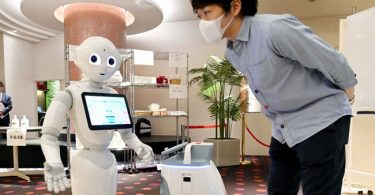 Japanese firm develops robot that can kill COVID-19