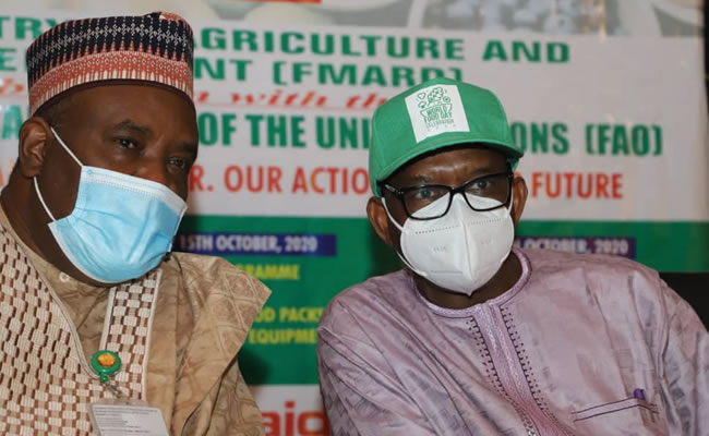 WFD: FG reaffirms commitment to sustain Improved commodity value chain