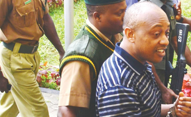 Trial of kidnap kingpin, Evans stopped as #EndSARS protest continues