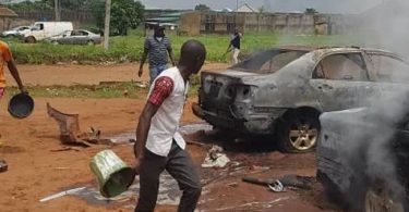 Just In: Hoodlums attack another prison in Edo, free inmates
