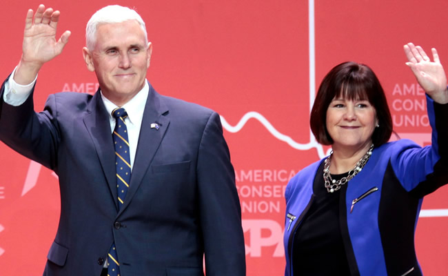 US VP Pence, wife test negative for COVID-19 after Trump tested positive