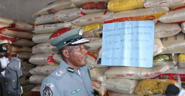 EndSARS: Seme Customs intercepts contraband worth over N182.8 million
