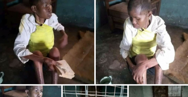 Lady accused of witchcraft in Delta state