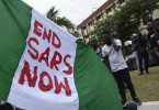 A second wave of the End SARS protest has begun in Osun