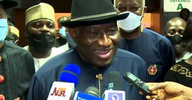 Insecurity: Nigeria's unity is questionable- Former president, Jonathan