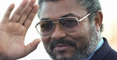 Former President of Ghana, Jerry Rawlings to be buried Dec 23