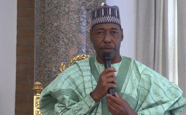 Borno Massacre: Families of victims in Borno gets N600,000 each.