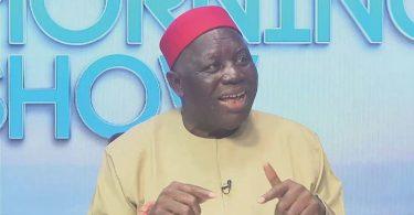 Ambassador George Obiozor