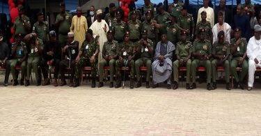Insecurity: Buratai charges officers on professionalism