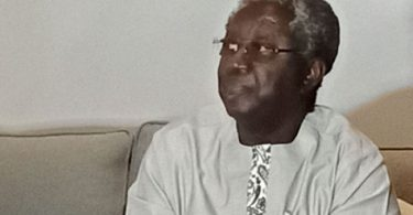 Military trained to fight war not insurgency - Ex Gov. Jang