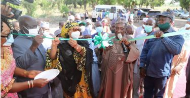 200 jobs assured as FG commissions Yam storage facility in Nasarawa