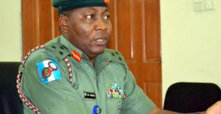 Lekki shooting: Soldiers shot with training bullets —Usman