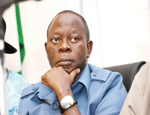 Osun 2018: Group accuses Oshiomole of plans to rig APC primaries for Tinubu's candidate