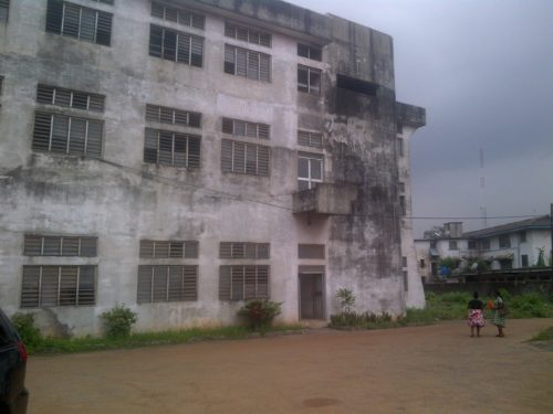 Federal Vaccine Production Laboratory, Yaba