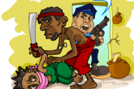 Alarming killings for rituals