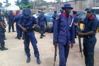 NSCDC re-strategizes for elections, sets up situation room