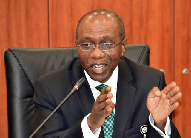 Recession looms again, Emefiele warns