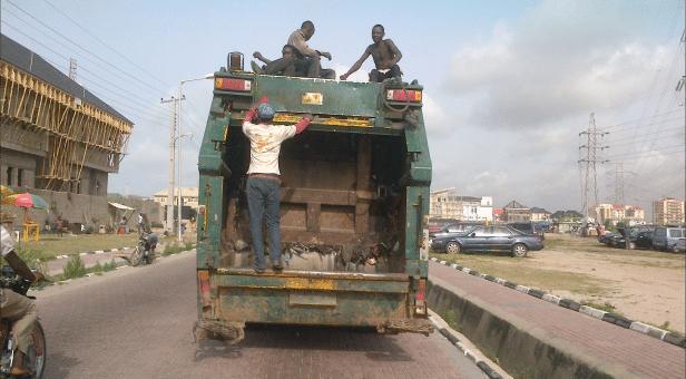 Vehicle Waste Basket