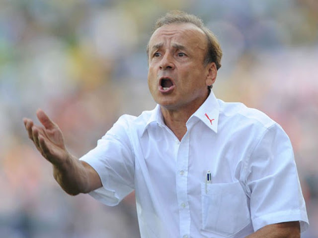Exclusive: Two New Players Have Agreed To Play For Nigeria - Rohr