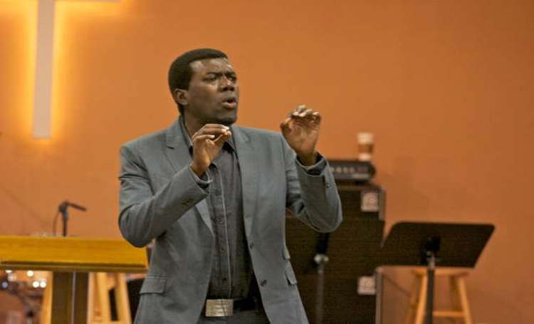 Reno Omokri counters APC, releases list of alleged looters in Buhari's cabinet