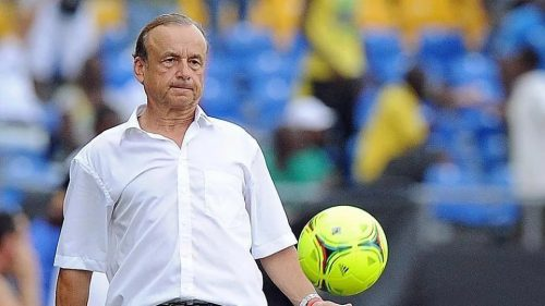'I Am Not Under Pressure'- Gernot Rohr Speaks Ahead Of Iceland Clash