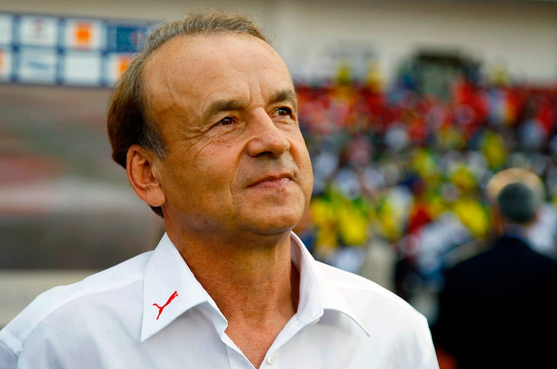 Rohr: My young Super Eagles face toughest test yet