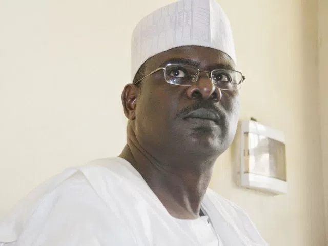 Saraki, Dogara have privatized, personalized NASS, says Sen Ndume